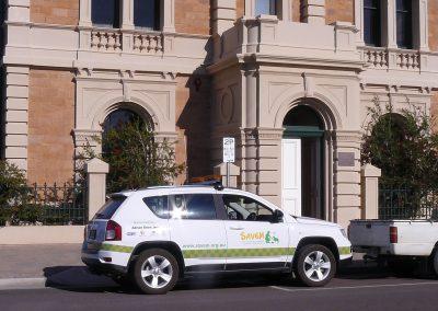 SAVEM at Zone Emergency Centre, Port Augusta 2014