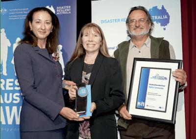 SA Resilient Australia Awards, 2012
