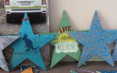 Stars of Hope from San Bernardino Valley, California